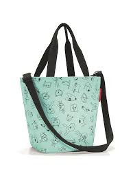 <b>Сумка детская</b> Shopper XS cats and dogs <b>Reisenthel</b> 5901684 в ...