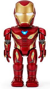 Купить робот <b>Ubtech Iron</b> Man Mk50 (Red) в Москве в каталоге ...