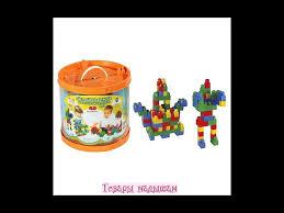 <b>Конструктор Pilsan Luxurious Super</b> Blocks №1 | Детский магазин ...