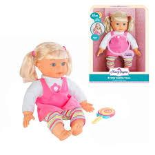 <b>Кукла</b> интерактивная <b>Mary Poppins Алена</b> Я учу части тела 451055