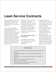 lawn care contract templates loan application form lawn care contract templates 37871534 png