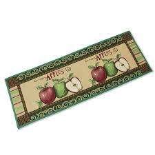 kitchen carpet foam mat apple pattern kitchen rugs non slip extra long kitchen mat doormat run