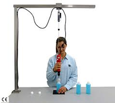 ES™ <b>Electric Bottle</b> Capper - <b>Hand</b>-<b>held</b> Capping Machines