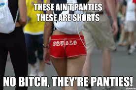 short shorts - WeKnowMemes Generator via Relatably.com