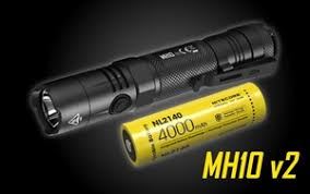 <b>Rechargeable Flashlights</b> - Bright and Fast Charge - Nitecore