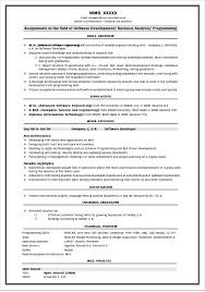 resume hr manager fresher resume model for freshers engineers resume format for mca student