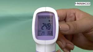 бесконтактный <b>термометр</b> Heaco <b>DT</b>-<b>8806S</b> - YouTube