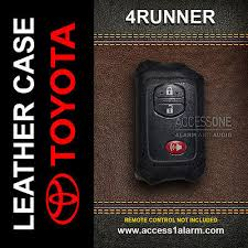 Toyota 4Runner <b>Smart Key</b> Protective <b>Leather Remote</b> Control Case ...