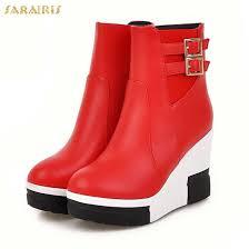 <b>Sarairis Brand New</b> Fashion Plus Size 34 48 Rome Women Shoes ...
