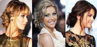 top 10 most stunning messy updo hairstyles for short hair