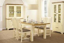 extendable dining table set: cream dining tables dining room cream dining tables  with cream dining tables
