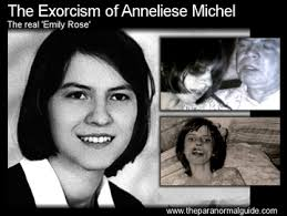 Anneliese Michel died in her family home on 1st July, 1976 aged 23. For the previous ten months she went through more than sixty sessions of exorcisms to ... - 2371884