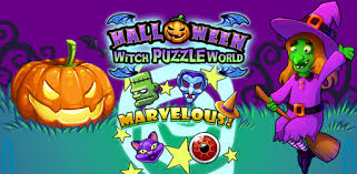 <b>Halloween Witch</b> Puzzle World - Apps on Google Play