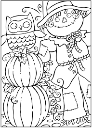 Small Picture Dover Publications free sample page from OWLS COLORING BOOK