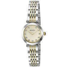 Женские наручные <b>часы Bulova</b> Diamond для взрослых ...