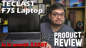 <b>Teclast F7S Laptop</b> Review - YouTube