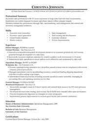 Professional Clothing Sales Associate Templates to Showcase Your     My Perfect Resume