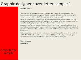 graphic designer cover letter   graphic designer cover letter