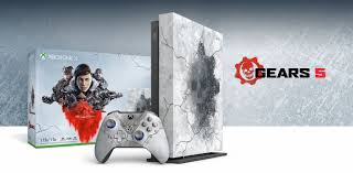 <b>Xbox One</b> X <b>Gears 5</b> limited edition revealed with new accessories ...