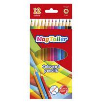 Набор цветных карандашей <b>MagTaller</b> Kuvio 12 цветов купить в ...