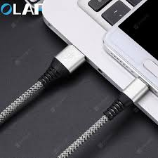 <b>OLAF</b> 2.4A <b>USB</b> Cable <b>LED</b> Lighting Fast Charging Micro <b>USB Type</b> ...