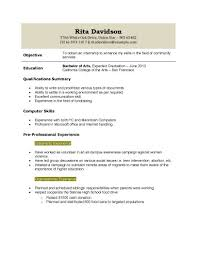 college student and graduate resume templatesintership application  featured template