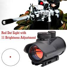 <b>Tactical Hunting Holographic 1</b> x 30mm Red Dot Sight Scope 11mm ...
