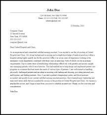 certified nursing assistant cover letter must haves cna cover letter sample