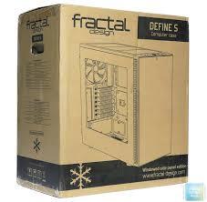 Обзор и тест <b>корпуса Fractal Design Define</b> S — i2HARD