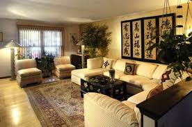 asian living room asian living room design with japanese wall decor