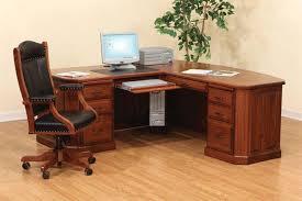 image of building office corner desk out of melamine amazing wood office desk corner