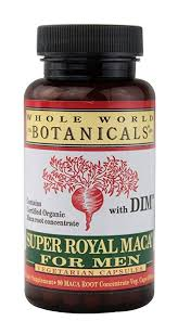 Buy Whole World Botanicals Super <b>Royal Maca for Men</b> 500 Mg 90 ...