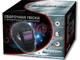 <b>Маска сварщика Хамелеон Aurora</b> A-998F Black Cosmo - 2300 ...