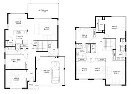 ideas about Double Storey House Plans on Pinterest   Two     storey house designs and floor plans   Google Search