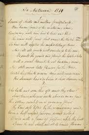 best ideas about john keats john keats poems manuscript of to autumn by john keats the british library shop