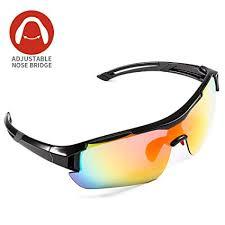 <b>Polarized</b> Sports <b>Sunglasses</b>,CrazyFire UV 400 Protection ...