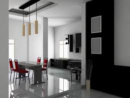 Modern Design Dining Room Modern Dining Room Interior Design Of Modern Dining Rooms Color