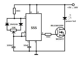 high power led dimmer circuit high power led dimmer circuit