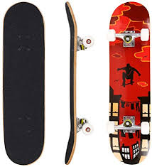 Hikole Skateboard for Kids Teen Adult - Complete ... - Amazon.com