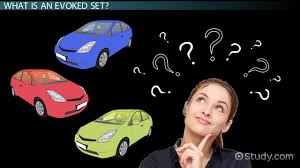 limited decision making definition examples video lesson evoked set in marketing definition explanation
