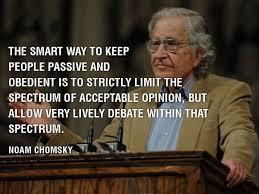 Noam Chomsky on Pinterest | Morals, Quote and Freedom via Relatably.com