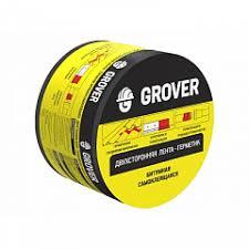 <b>Герметик каучуковый GROVER</b> R100 для кровли и фасадов ...