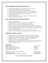 child care resume 2014 2 resume for childcare