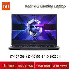 <b>New Xiaomi Redmi G</b> Gaming Laptops Intel Core i7/i5 Notebook ...