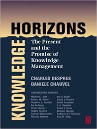Knowledge Horizons eBook: Charles Despres ... - Amazon.com