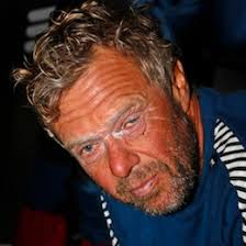 Imagine how sore his eyes would be if he weren't winning the current leg. Photo by Gustav Morin/Ericsson 3/Volvo Ocean Race - volvo-ocean-race-3291