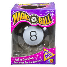 <b>Magic 8 Ball</b> Classic Fortune-Telling Novelty Toy : Target