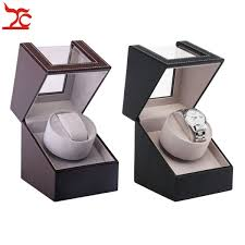 2019 Luxury Single <b>Motor Shaker Watch Winder</b> Holder Display ...