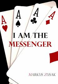 i am the messenger essay hickerson i am the messenger flashcards quizlet