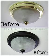 can you spray paint brass light fixtures yes yes you can brass lighting fixtures